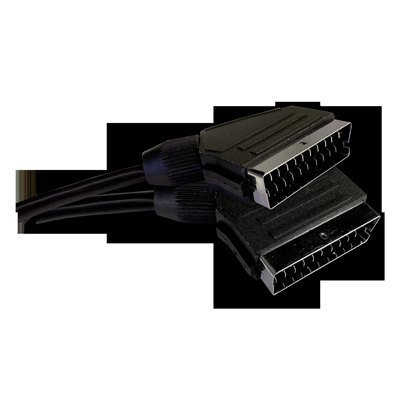 STARK kabl scart M-M (High Quality) 1.5m (Slika 3)
